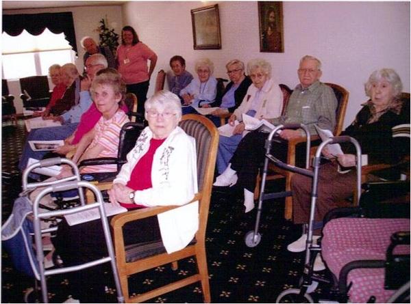 Дом престарелых случаи работа с пожилыми в домах престарелых