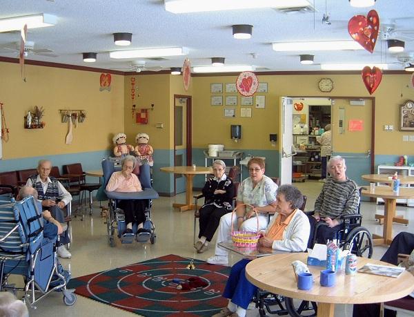 Дома престарелых в америке дом в милане купить