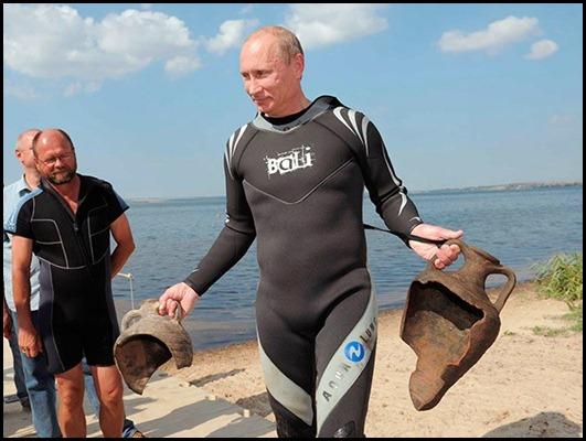амфоры Путина