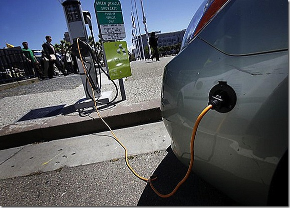 San Francisco To Install 80 Electric Car Charging Stations