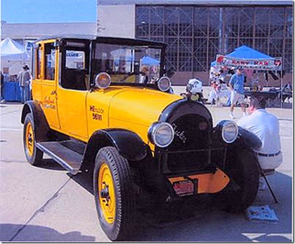 1922_Checker_Model_H