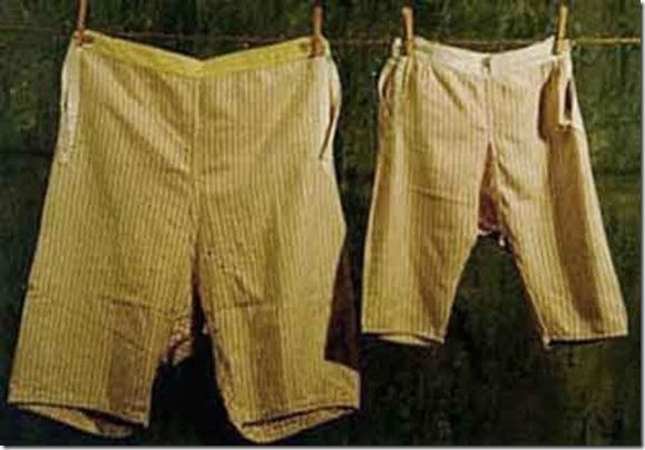 Фото советских женских панталон