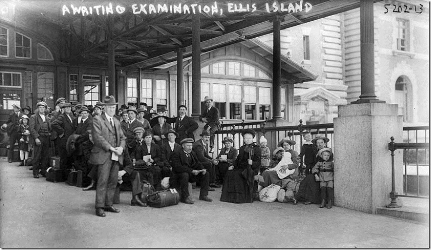 Ellis Island awaiting examination00056uw