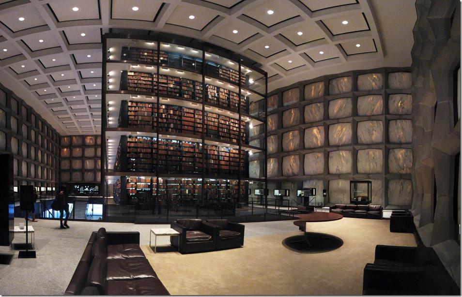 бенеке библиотека